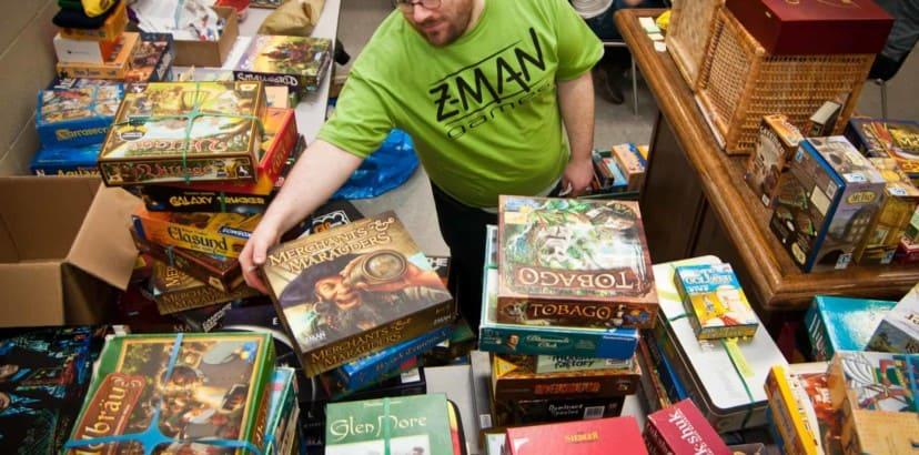 Board games experiencing a resurgence