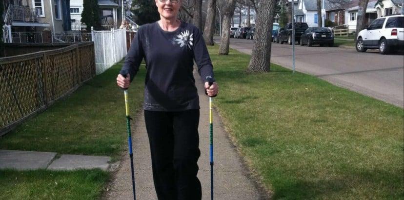 Alberta Avenue offers Nordic walking lessons