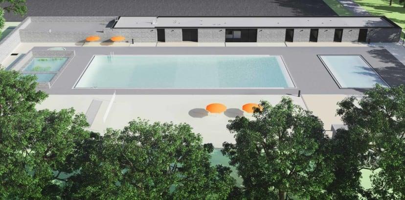 Still no pool in Borden Park this season