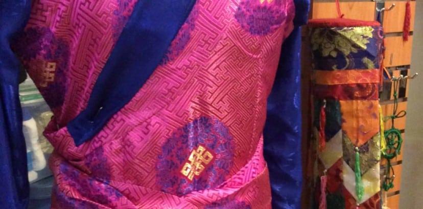 Tibetan colours to brighten Alberta Avenue