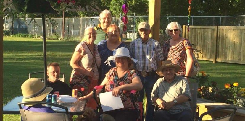 Community leaders of revitalization