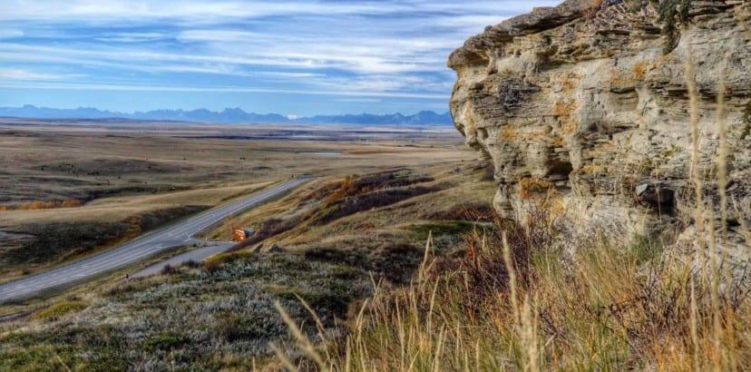 Enjoy a Fun Road Trip in Alberta