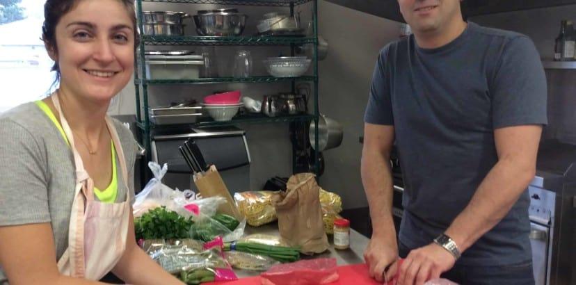 Collective kitchens make food affordable