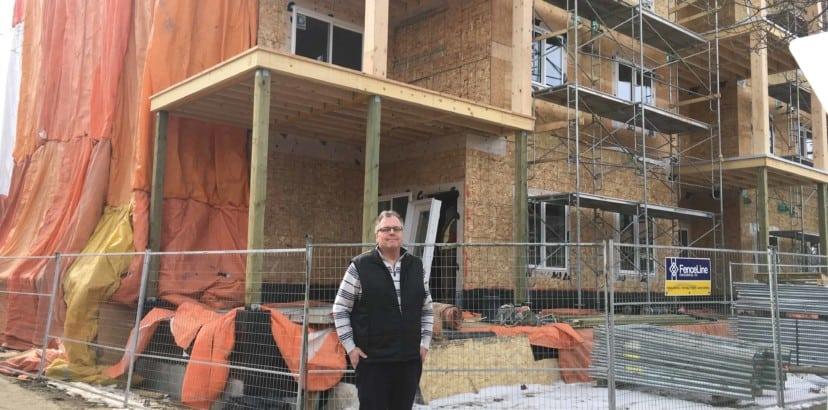 Organization helps tenants feel at home