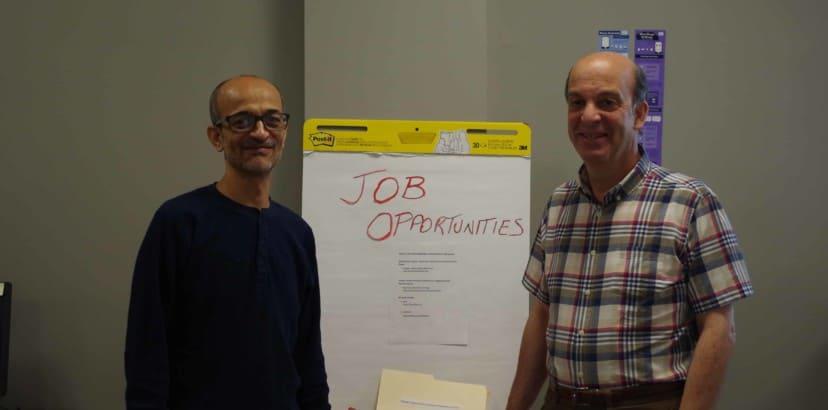 New program seeks to meet people's needs