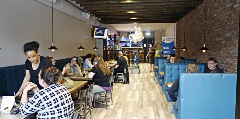 New Avenue businesses celebrate launch