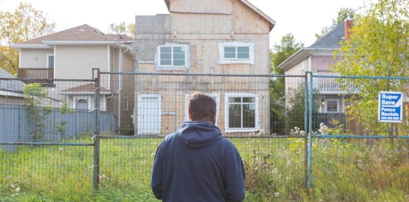 Infill development frustrates residents