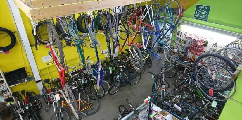 Growing your friendly community bike shop