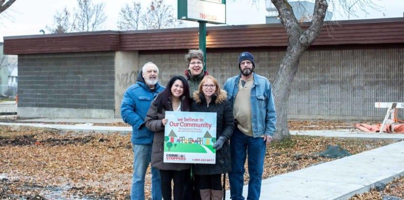 Spruce Ave group wants safer neighbourhoods