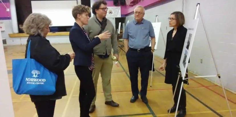 City asks community for revitalization input