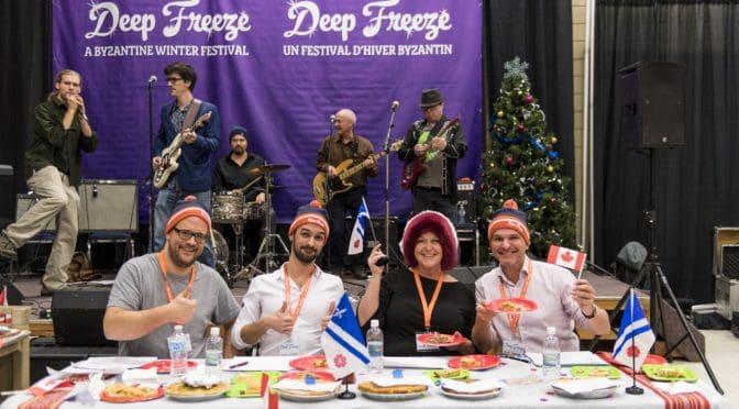 Taste the flavours of Deep Freeze Festival