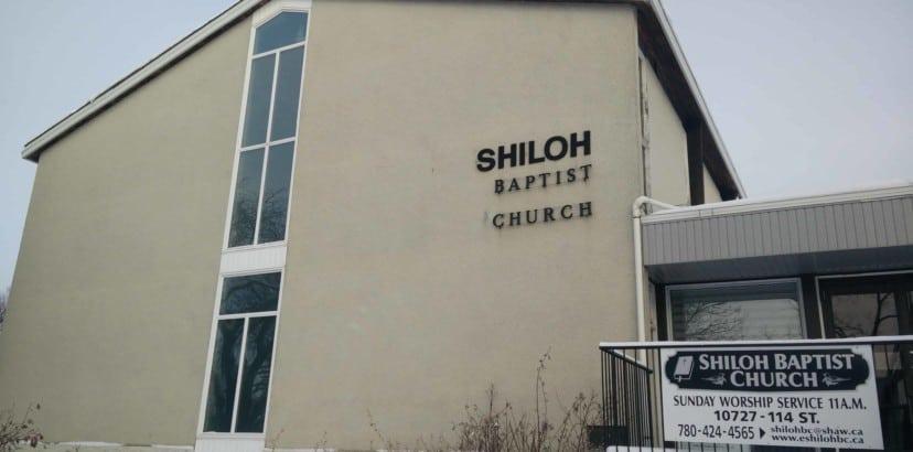 The evolution of Shiloh Baptist Church