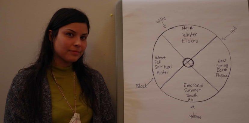 Tipi Teachings bridges gaps in community