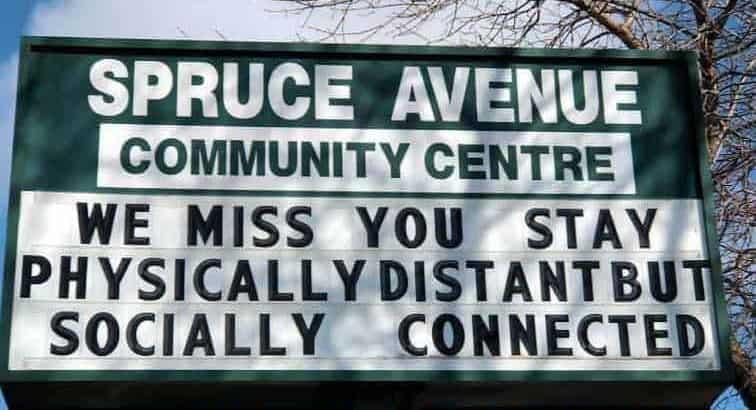 Spruce Avenue Community League update
