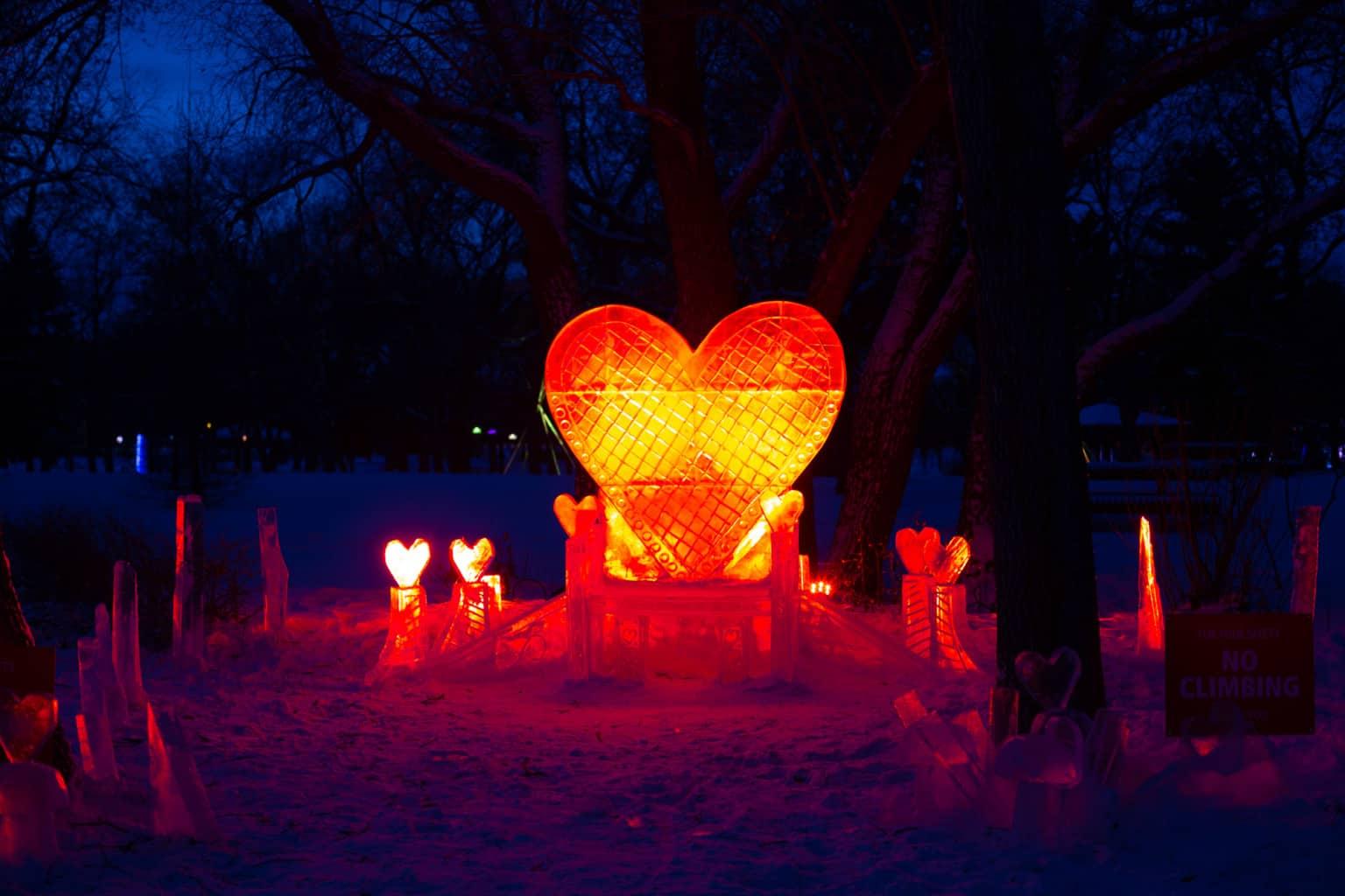 Take in the stunning sculptures and installations at Borden Park. | Rebecca Lippiatt